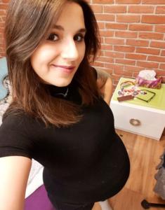 Dominika Musiałowska ciąża
