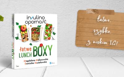 Łatwe lunchboxy dla insulinoopornych